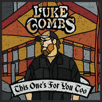 LUKE COMBS This One's For You Too CD BRAND NEW