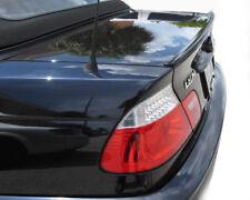 für BMW tuning E46 CABRIO M3 heckspoilerlippe heck kofferraum abrisskante spoile