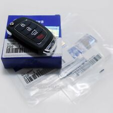 OEM Keyless Entry Key Remote Control Pin 954302W110 For HYUNDAI 16-17 Santa Fe