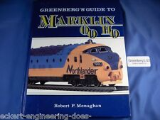 EE Greenberg's Guide to Marklin HO OO EXC Condition Greenberg 03