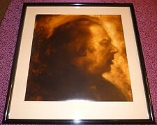 VAN MORRISON Signed Framed Portrait Lithograph RARE Avalon Sunset AUTOGRAPHED