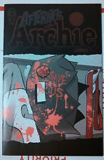 Afterlife with Archie #4 Variant NM Unread