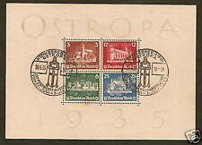 Germany  Ostropa Exhibition 1934  Scott B68