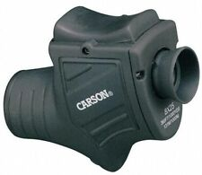 Carson Optical Bandit 8 X 25 Quick Focus Monocular with Case and Strap