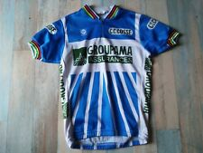 MAILLOT CYCLISTE NORET CC COSSE GROUPAMA TAILLE/XS/1 TBE
