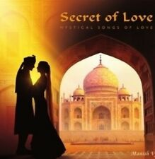 Manish Vyas, Sufi Sp - Secret Of Love: Mystical Songs Of Love [New CD] Digi