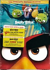 NEW  DVD // ANGRY BIRDS - STELLA SEASON 2 TWO //