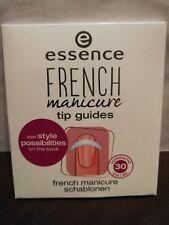 Essence french manicure  tip guides, NEU, Nagelschablonen