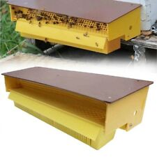 Plastic Bee Pollen Trap Collector For Beehive Bee Hive Pickup Beekeeping Tool GW