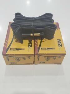 "TWO Bicycle Inner TUBES  20"" x 1.95 - 2.125 Schrader Valve 60mm 2 CAMARAS 20"""