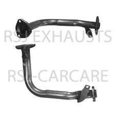 EXHAUST FRONT PIPE PEUGEOT 206 Hatchback (2A/C) 1.6 i Petrol 1998-09-> 2000-12