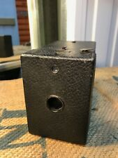 Antique English Kodak 120 Box Brownie Camera