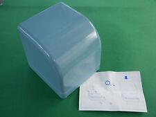 DDR Toilettenpapierhalter Toilettenpapierspender Klopapierhalter blau Plaste