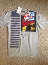 Nintendo Arcade NES Torrel Limited Edition SUPER MARIO BROS Shirt 3XL New!