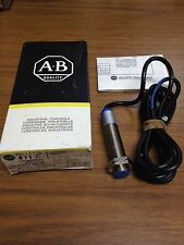 Allen Bradley Cylindrical Inductive Proximity Switch, 871C-D5A18**