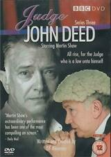 Judge John Deed Complete 3rd Series Dvd Martin Shaw Brand New & Factory Sealed