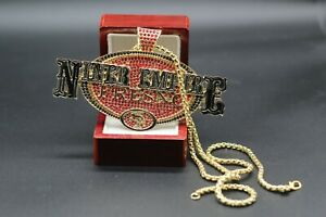 San Francisco 49ers SF 49ers necklace #2