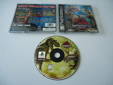 Warpath: Jurassic Park [Sony Playstation 1] PSX PS1 Complete
