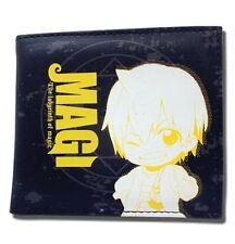 *NEW* Magi The Labyrinth of Magic: Chibi Alibaba Bifold Wallet