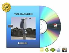 Water Wells Technical-Guidelines-Construction-System-Design-Manual Books On CD
