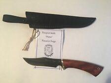 """Custom Handmade Knife """"Puma"""" by Nazarov Forge"""