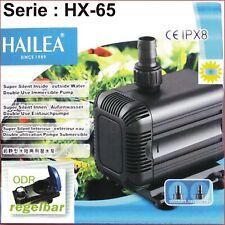 HAILEA HX-6530 Tauchpumpe Aquariumpumpe Filterpumpe  39Watt  2600 L/H  max. H 25