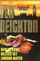 Len Deighton: Three Complete Novels-