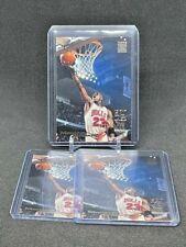 1993-94 Michael Jordan Topps Stadium Club Triple Double Chicago Bulls Card
