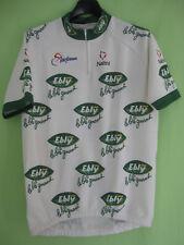 Maillot cycliste Feminin Tour France Femme Vintage Nalini Ebly 90'S Jersey - 2