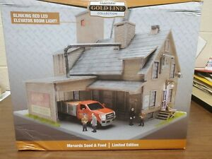 MENARDS GOLD LINE COLLECTION SEED & FEED NIB