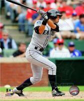 """Ichiro Suzuki Seattle Mariners MLB Action Photo (8"""" x 10"""")"""