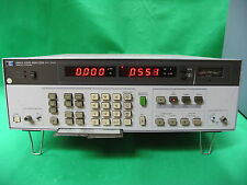 HP Agilent Keysight 8903A Analizzatore audio 20Hz - 100kHz