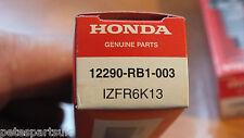 New Genuine Honda Bujía 12290-RB1-003 NGK IZFR 6K13 A7