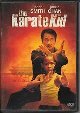 DVD ZONE 2--THE KARATE KID--JADEN SMITH/JACKIE CHAN