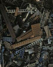 Genuine Black Lego Bundle 1kg Mixed Bricks Pieces - Bulk Joblot Starter Set