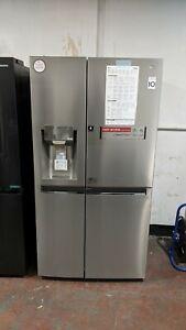 LG GSJ961NSVV American-Style Smart Fridge Freezer - S/Steel non plumbed #70