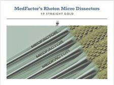Rhoton Micro Dissectors 19 Pcs Neurosurgery micro Dissectors