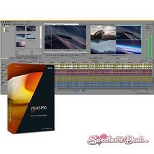 MAGIX Entertainment Vegas Pro 14 Edit - Box - Pro Video Editing Software
