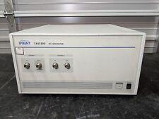 Spirent TAS5200 RF Converter Airaccess C2K-ATS CDMA Two Channel Dual Band