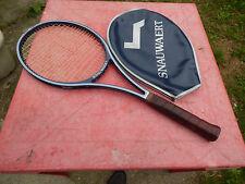 raquette de tennis Snauwaert Lady-Mid avec housse