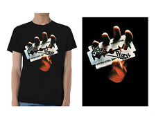 JUDAS PRIEST - British Steel - T SHIRT M-L-XL-2XL Brand New - Official t Shirt