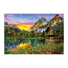 EDUCA Borras Puzzle 5000 piéces Lac Alpin 17678