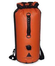 Premium Dry Bag 30L Waterproof Backpack by Supersingularity with Dual Air Val...