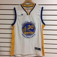 Golden State Warriors Stephen Curry Basketball Jersey Size Xl Adidas