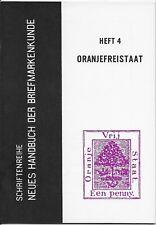 L4253 Germany Deutschland 1962 Heft 4 Die Briefmarken von Oranjefreistaat
