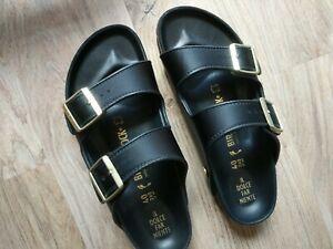 Birkenstock Dolce Far Niente Exquisite Sandals EU 40 Women 9-9.5N Black