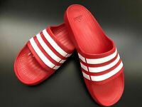 ADIDAS Men`s Originals Duramo Slide Sandal Slipper Flip Flop 7/8/9/10/11/12/13