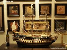 ZHL the updated version Le Soleil Royal ship model kits