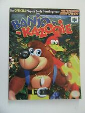 Official Nintendo Power Banjo-Kazooie Player's Guide by Nintendo