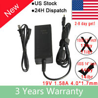 AC Adapter Charger Power Cord fr Lenovo IdeaPad 100S‑14IBR 100S‑141BR 80R9 Serie